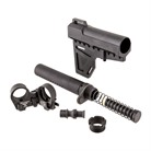 Shockwave Black With Law Tactical Folding Stock Adapter