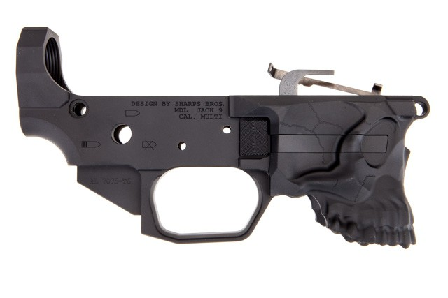 Angstadt Arms Jack 9 Stripped Lower Receiver - 9MM