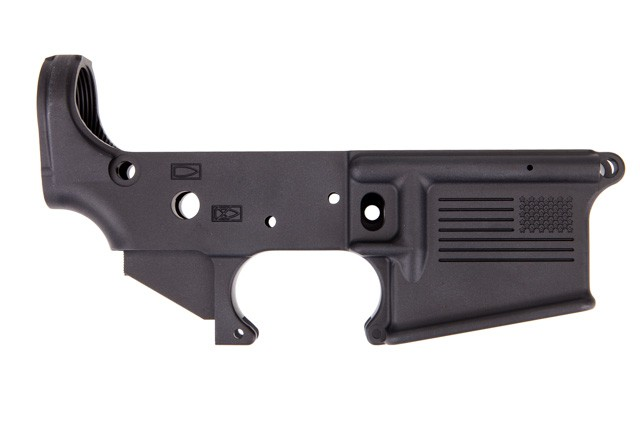 Aero Precision AR15 STRIPPED LOWER RECEIVER LIMITED EDITION: FREEDOM